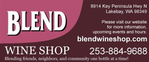 Blend Wine Shop