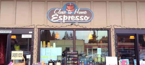 Close To Home Espresso