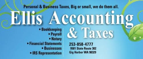 Ellis Accounting and Taxes