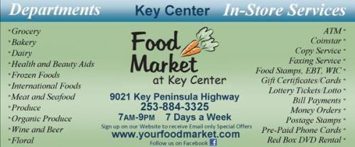 Food Market at Key Center