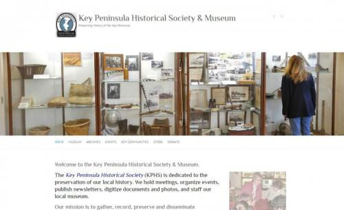 Key Peninsula Historical Society