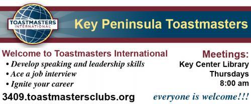 Key Peninsula Toastmasters