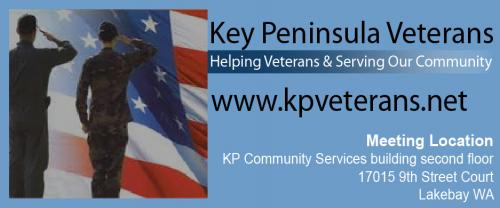 Key Peninsula Veterans