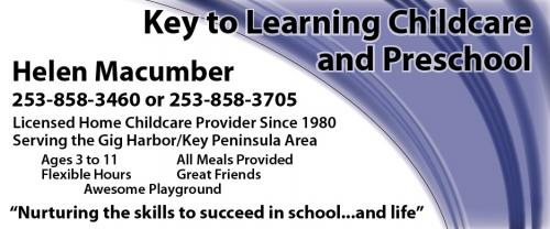 Key to Learning Childcare and Preschool