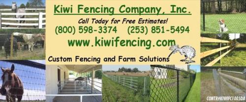 Kiwi Fence Company