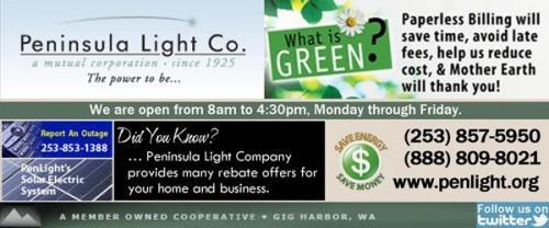 Peninsula Light Company