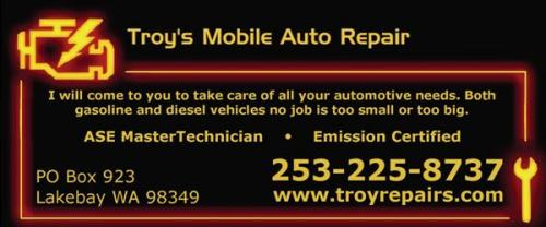 Troys Mobile Auto Repair